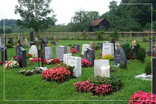Welche Grabarten sind möglich auf dem Friedhof Pliezhausen, Walddorfhäslach, Kusterdingen, Altenriet?